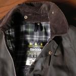 バブアーのオイルドジャケットと、晩秋の山旅へ
