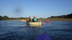 川遊びの王道は、やっぱりカヌーでの川下りだ。カヌーにキャンプ道具を積みこんで、大河を長く旅したい。