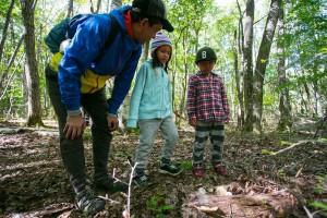 子どもたちは、男鹿高原の自然になにを思う?