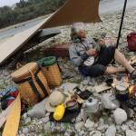 カヌーと旅する「インディアンバスケット」