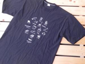 「シンプルで愛情湧く製品を」という『ENTRY SG.』製のこだわりTシャツ。