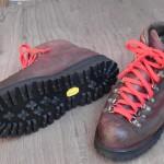 これらの靴とも、とことんつきあうことにした