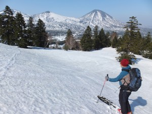 八甲田山バックカントリースキー旅は、こうして終焉を迎えた。「また、来年来い」ということなのだろう。